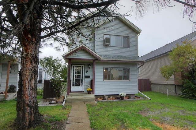 MLS® listing #E4173185 for sale located at 9 ST. ANDREWS Avenue