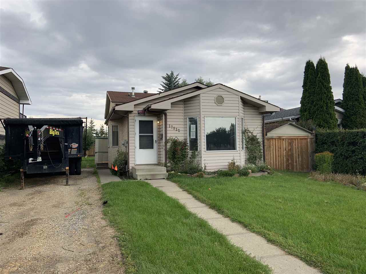 MLS® listing #E4173200 for sale located at 17912 78 Avenue