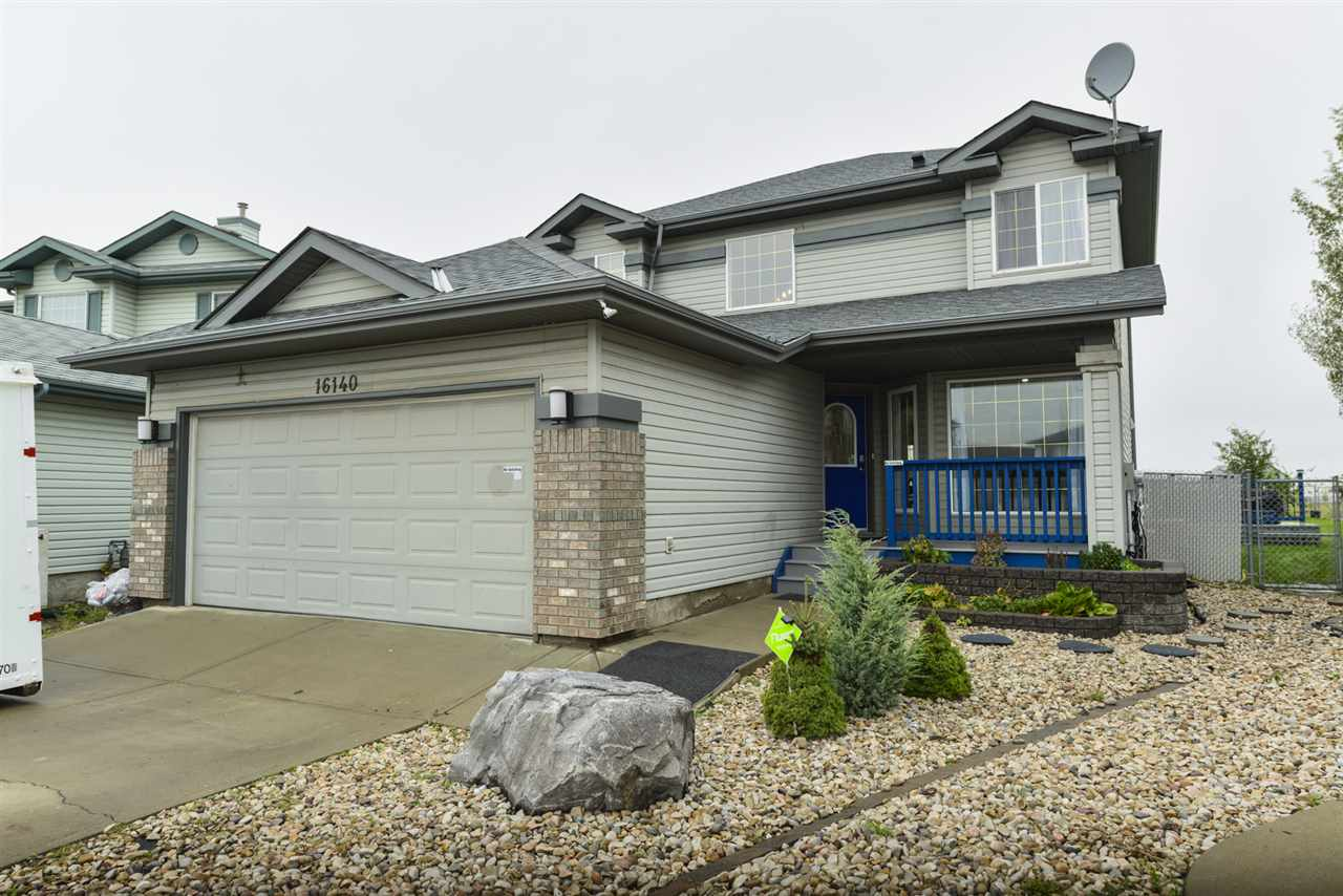 MLS® listing #E4173234 for sale located at 16140 128 Street