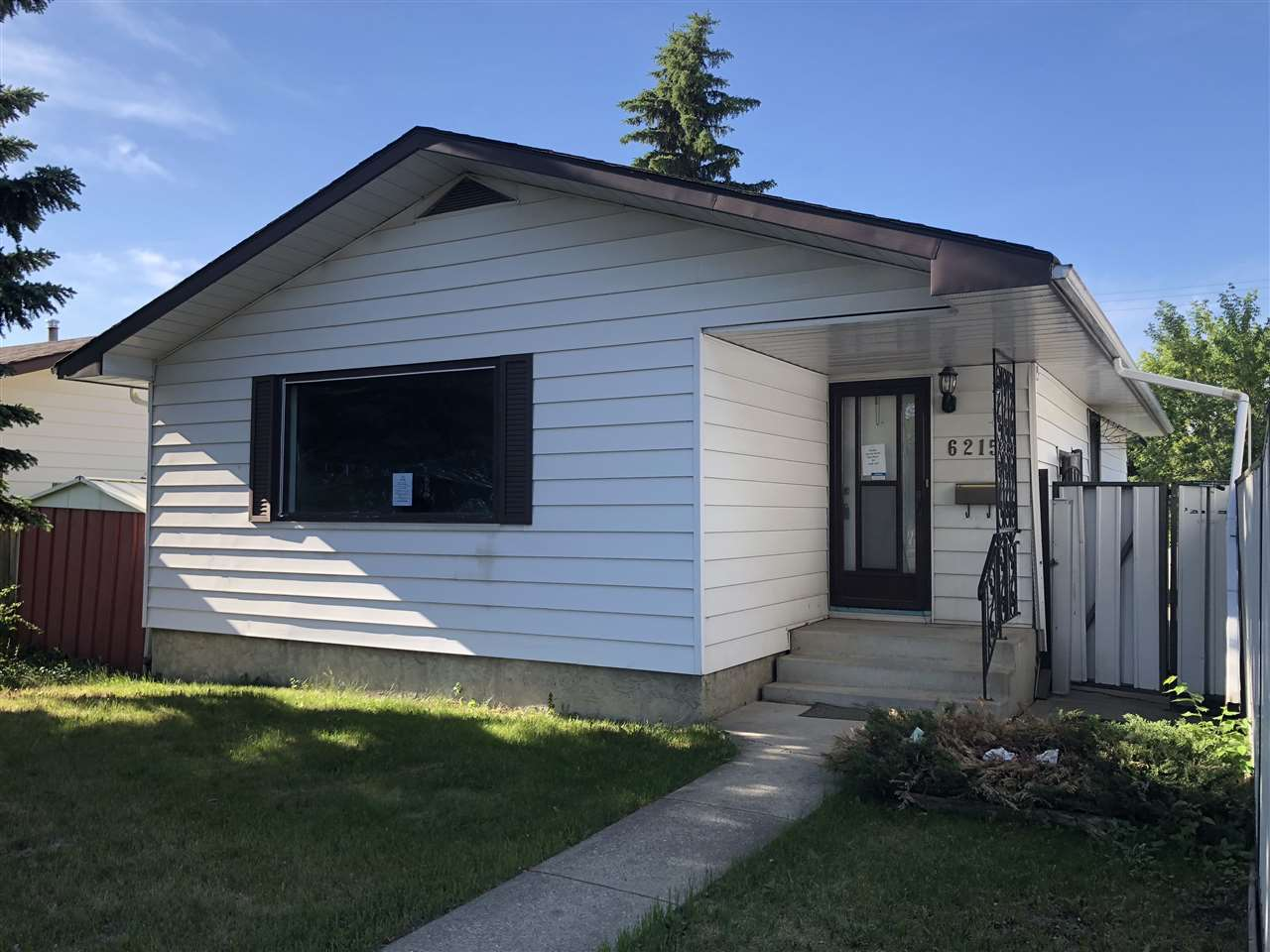 MLS® listing #E4173250 for sale located at 6215 137 Avenue