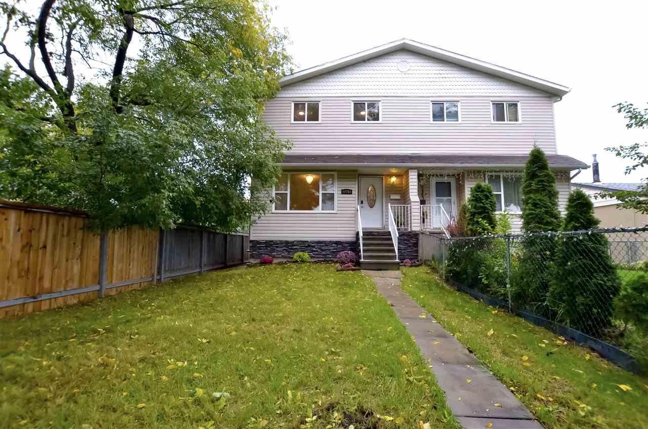 MLS® listing #E4173325 for sale located at 12781 115 Street