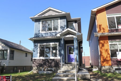 MLS® listing #E4173388 for sale located at 9214 124a Avenue