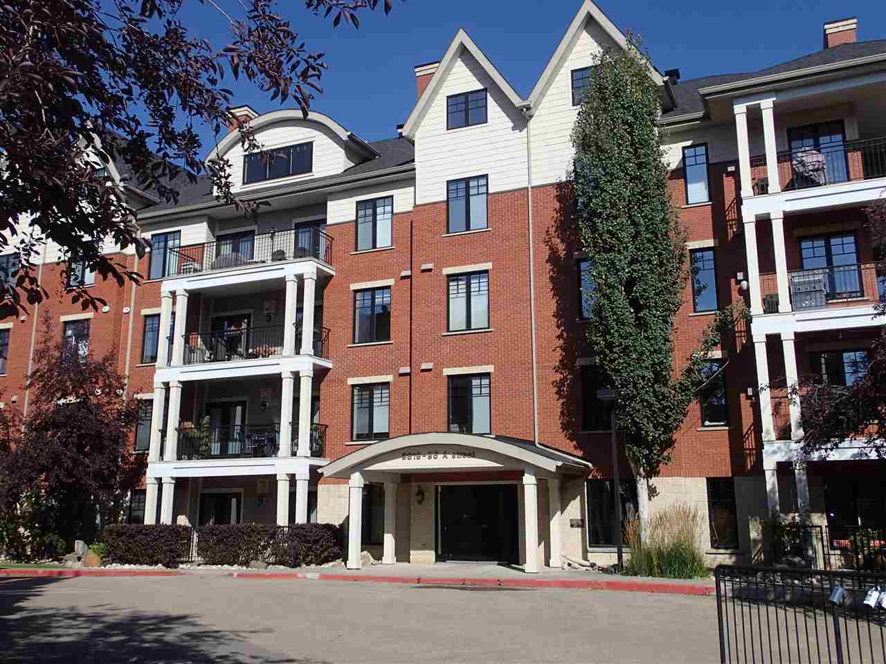 MLS® listing #E4173437 for sale located at 108 9819 96A Street