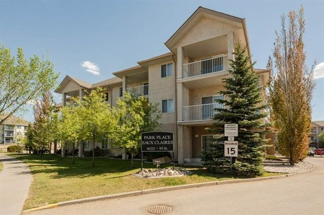 MLS® listing #E4173514 for sale located at 214 16221 95 Street