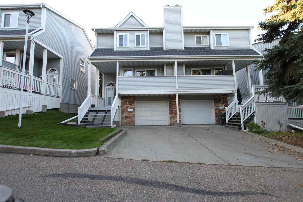 MLS® listing #E4173539 for sale located at 541 WOODBRIDGE Way