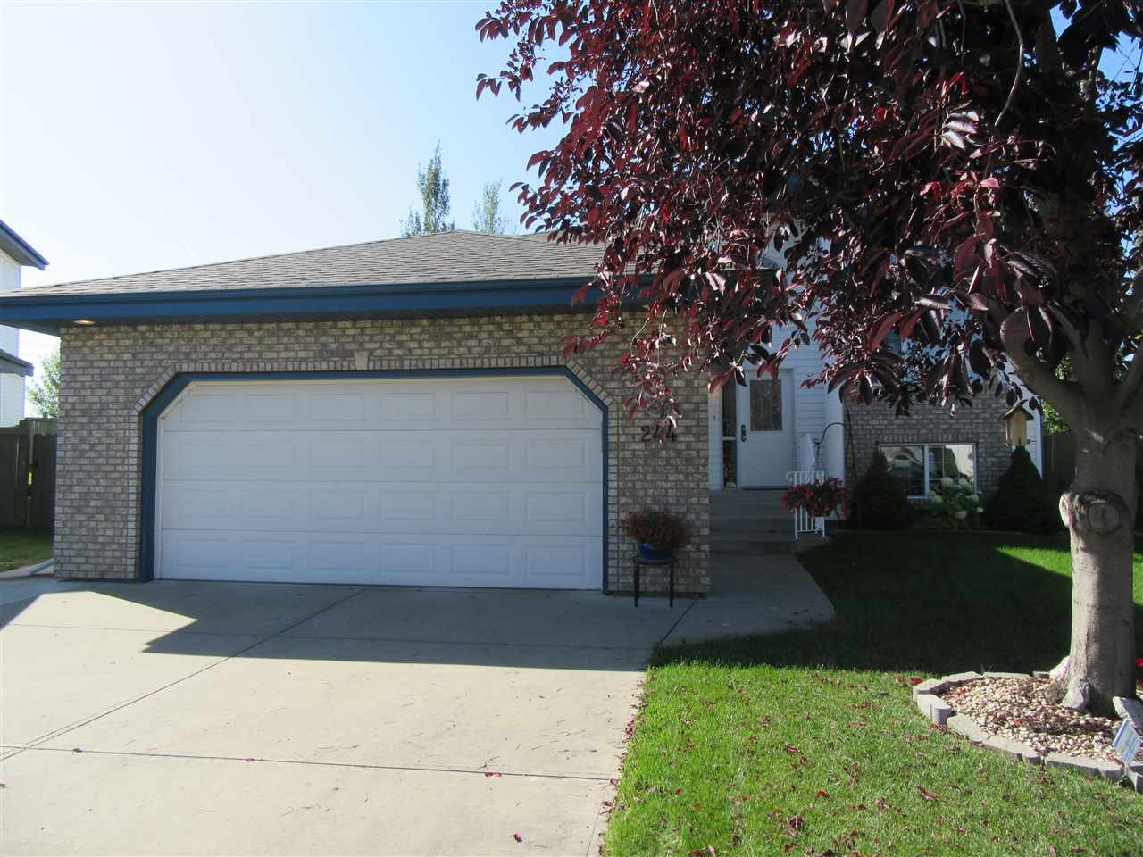 MLS® listing #E4173543 for sale located at 244 CAIRNS Place