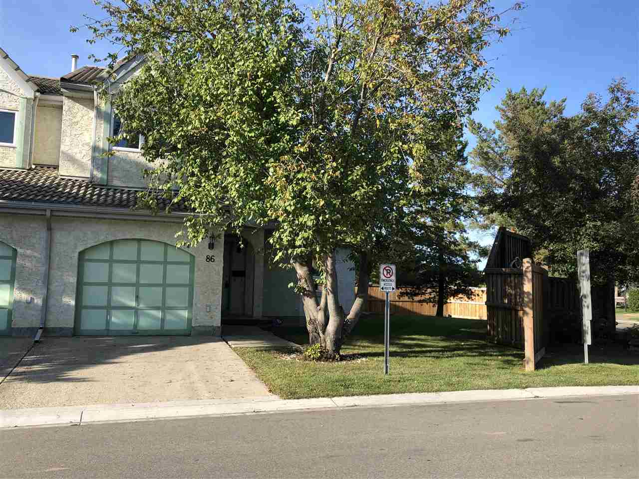 MLS® listing #E4173568 for sale located at 86 9520 174 Street