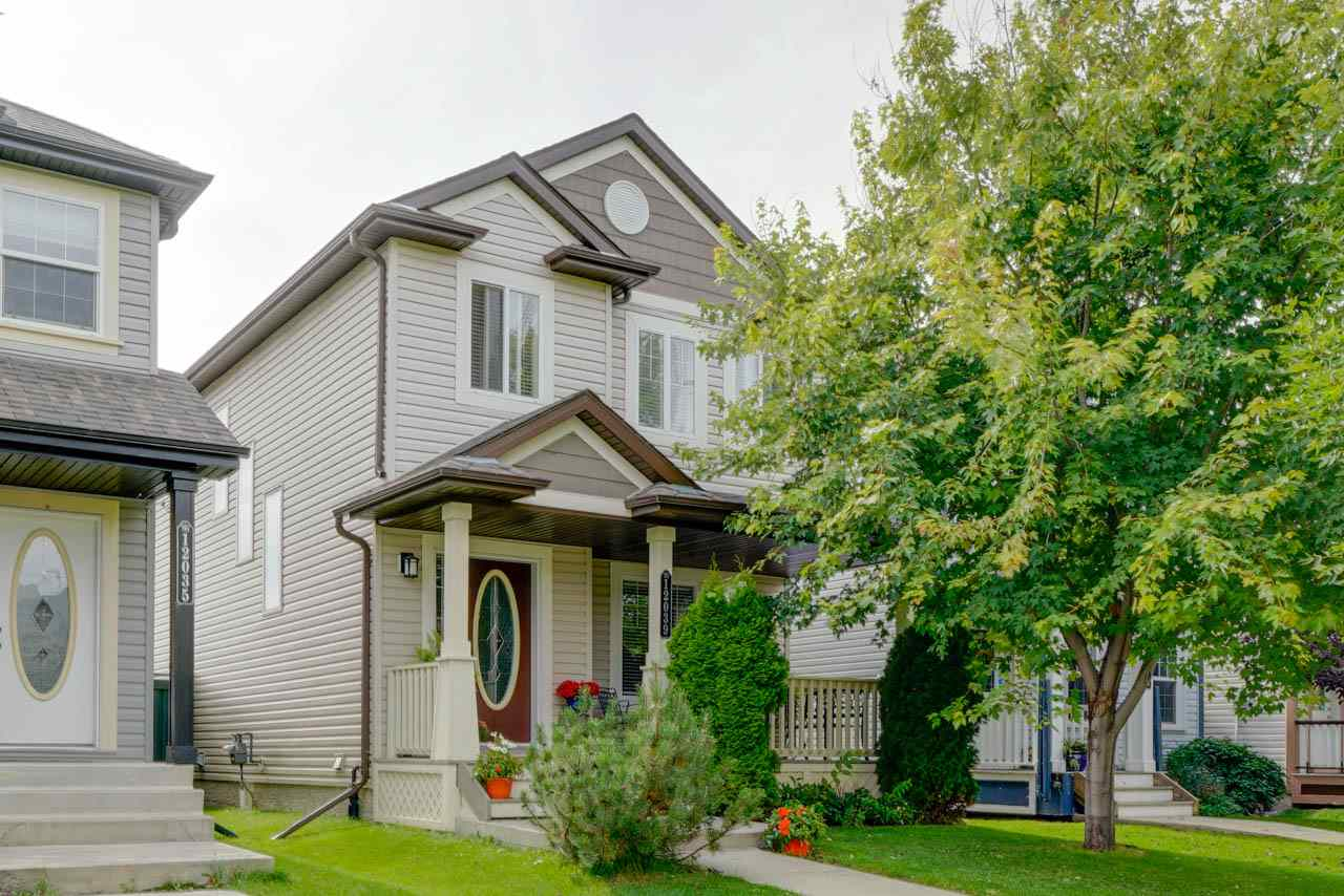 MLS® listing #E4173579 for sale located at 12039 18 Avenue