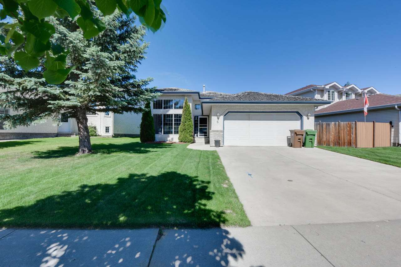 MLS® listing #E4173583 for sale located at 6 DELAGE Crescent