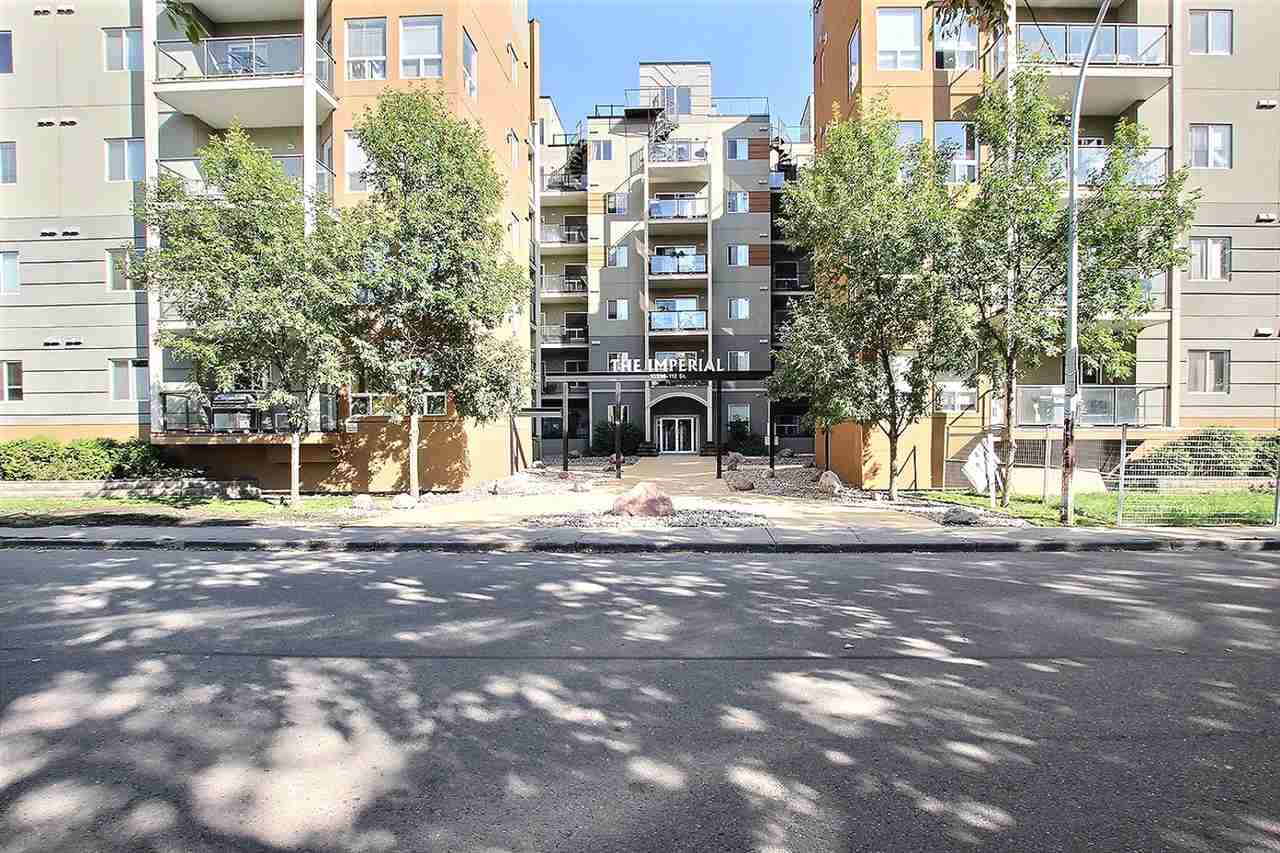 MLS® listing #E4173593 for sale located at 512 10235 112 Street