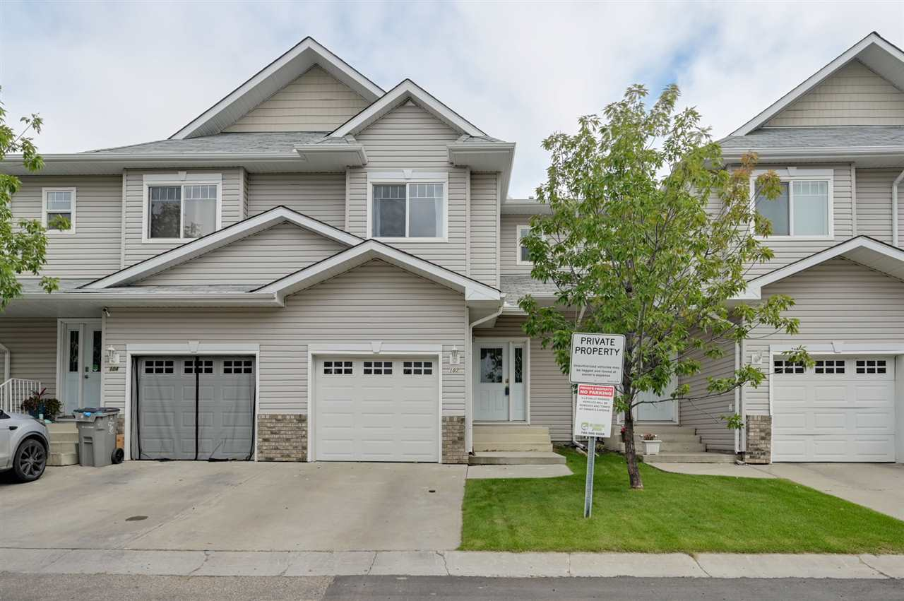 MLS® listing #E4173596 for sale located at 102 5001 62 Street
