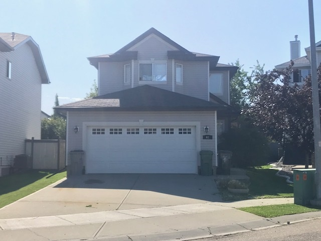 MLS® listing #E4173599 for sale located at 61 CHAMPLAIN Place