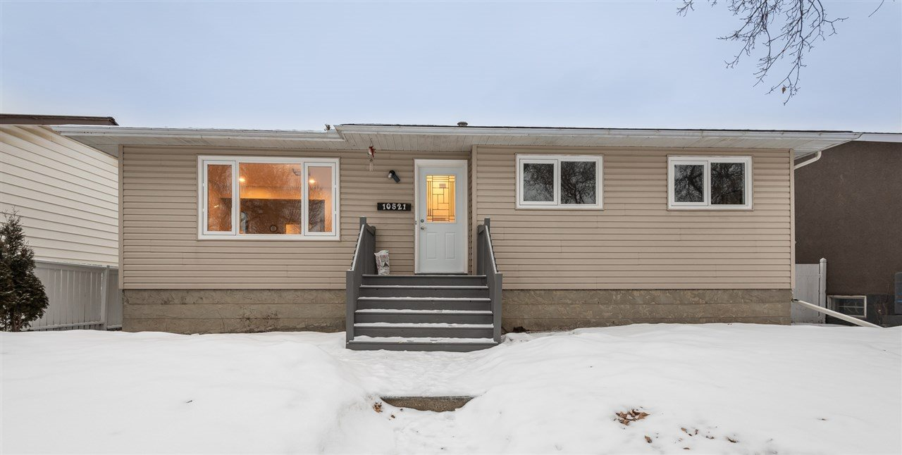 MLS® listing #E4173610 for sale located at 10521 164 Street