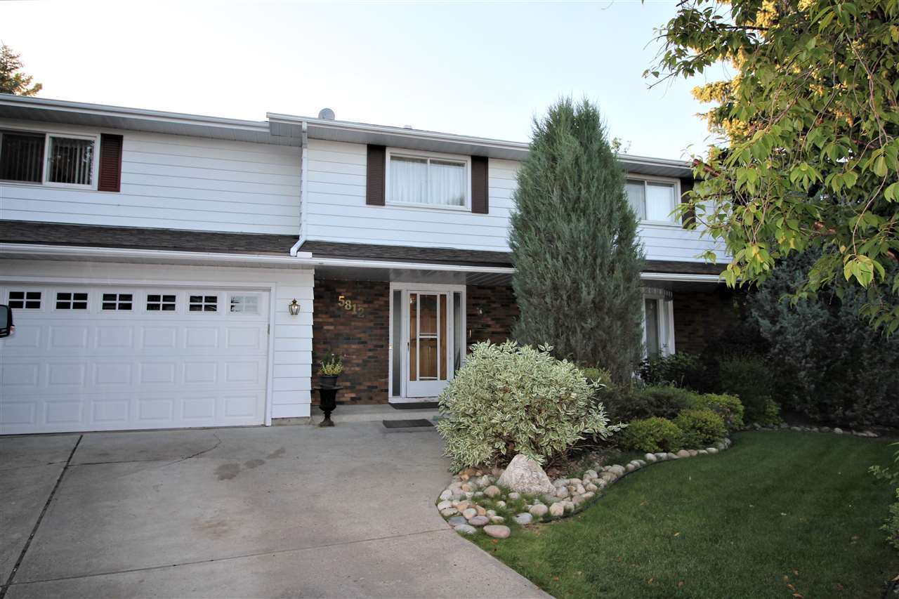 MLS® listing #E4173670 for sale located at 5812 143A Street