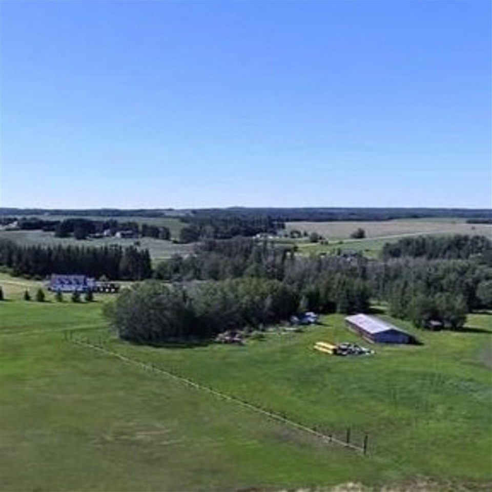 MLS® listing #E4173679 for sale located at Range Road 275 Township 533