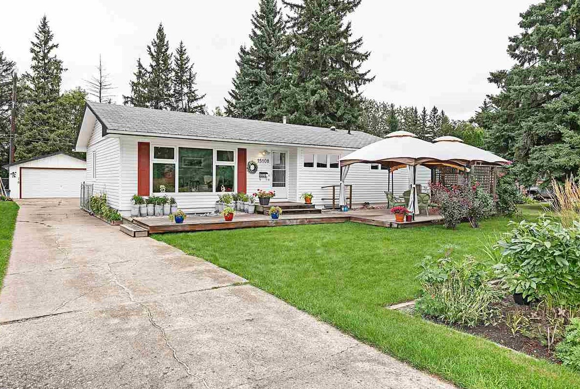 MLS® listing #E4173685 for sale located at 15108 78 Avenue