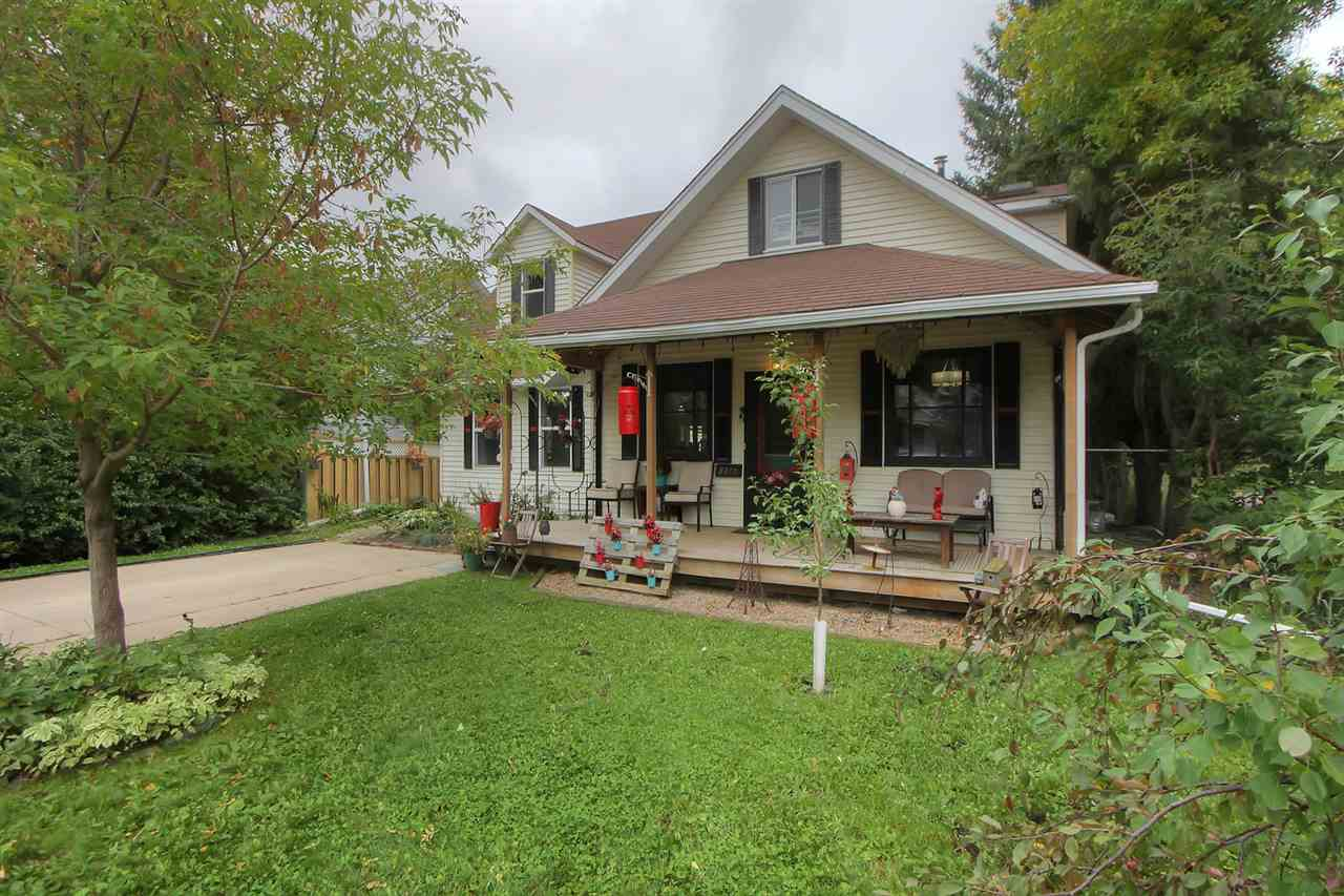 MLS® listing #E4173691 for sale located at 5012 53 Avenue