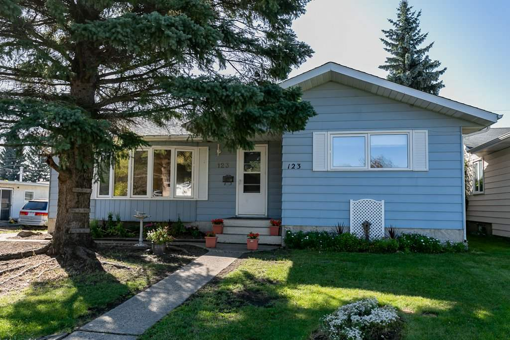 MLS® listing #E4173702 for sale located at 123 ATHABASCA Drive