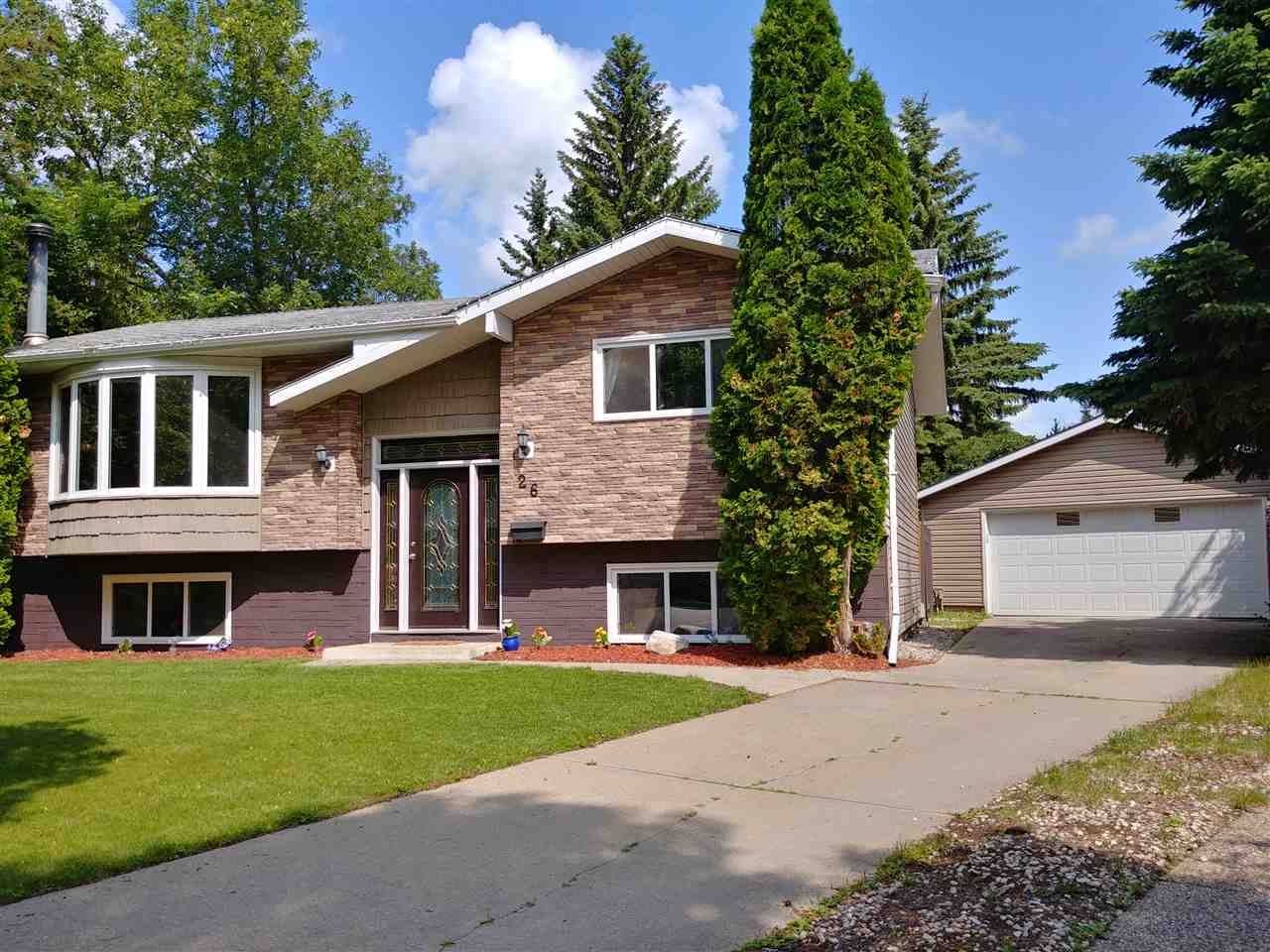 MLS® listing #E4173703 for sale located at 26 Lambert Crescent