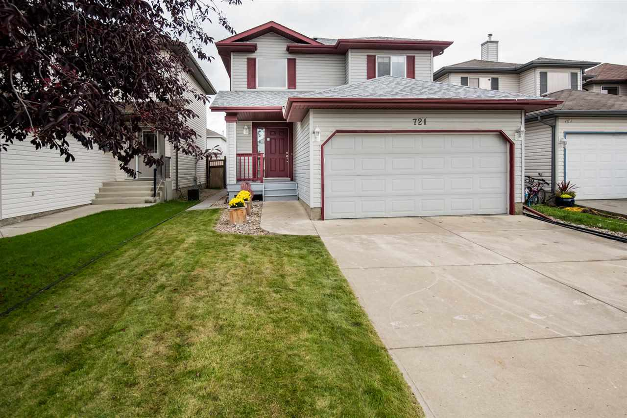 MLS® listing #E4173708 for sale located at 721 HUDSON Place