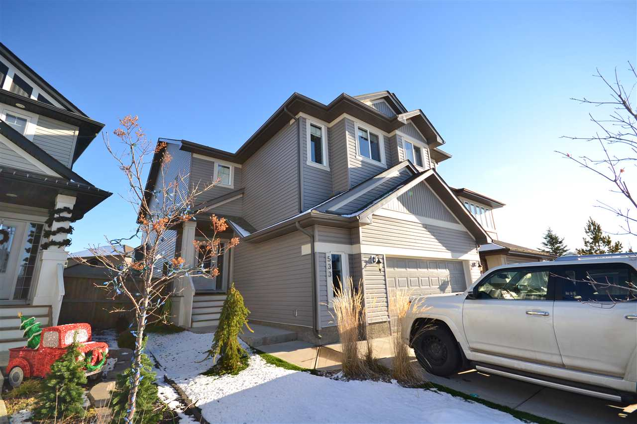 MLS® listing #E4173711 for sale located at 533 STONERIDGE Drive