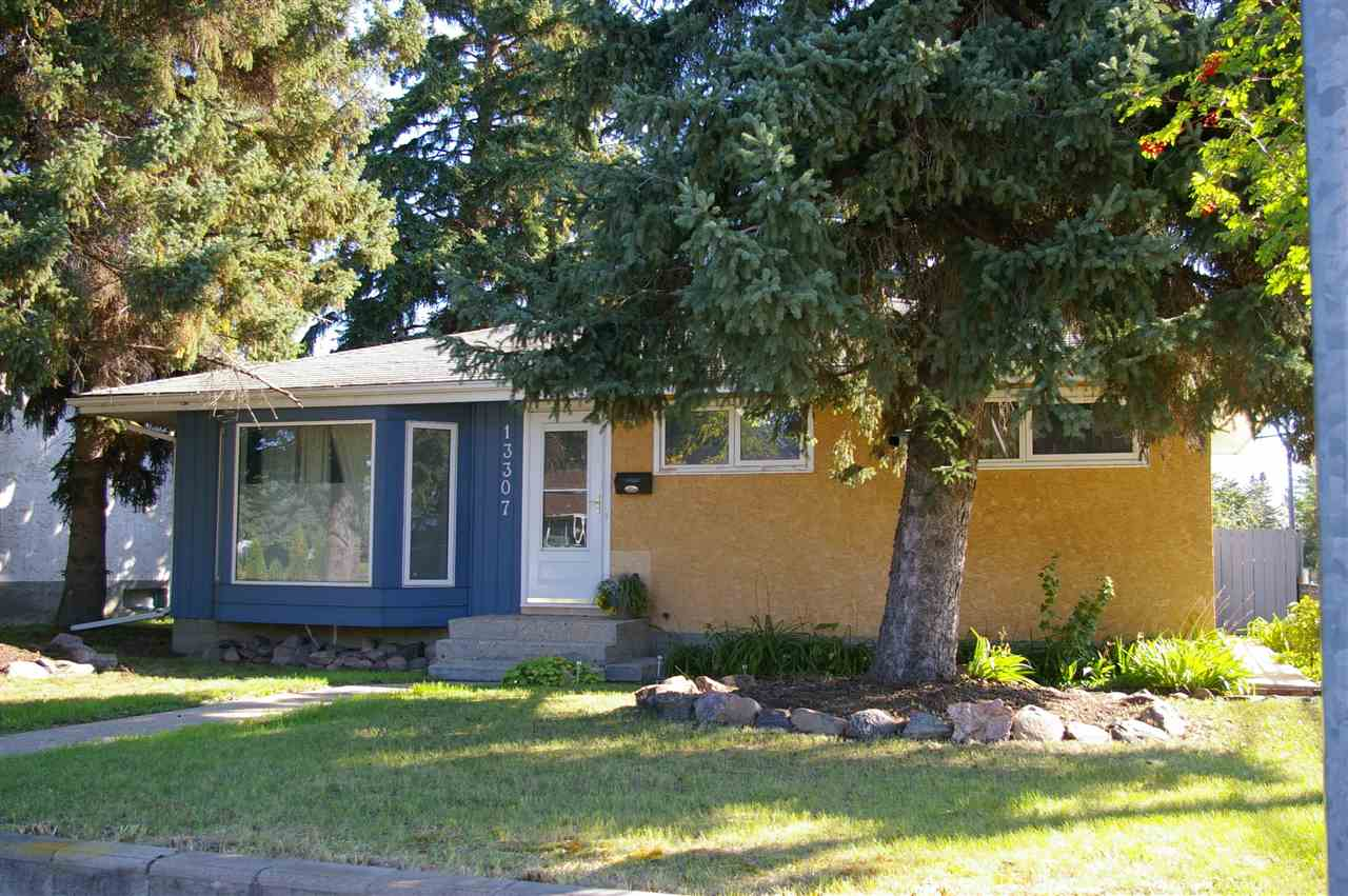MLS® listing #E4173716 for sale located at 13307 138 Street