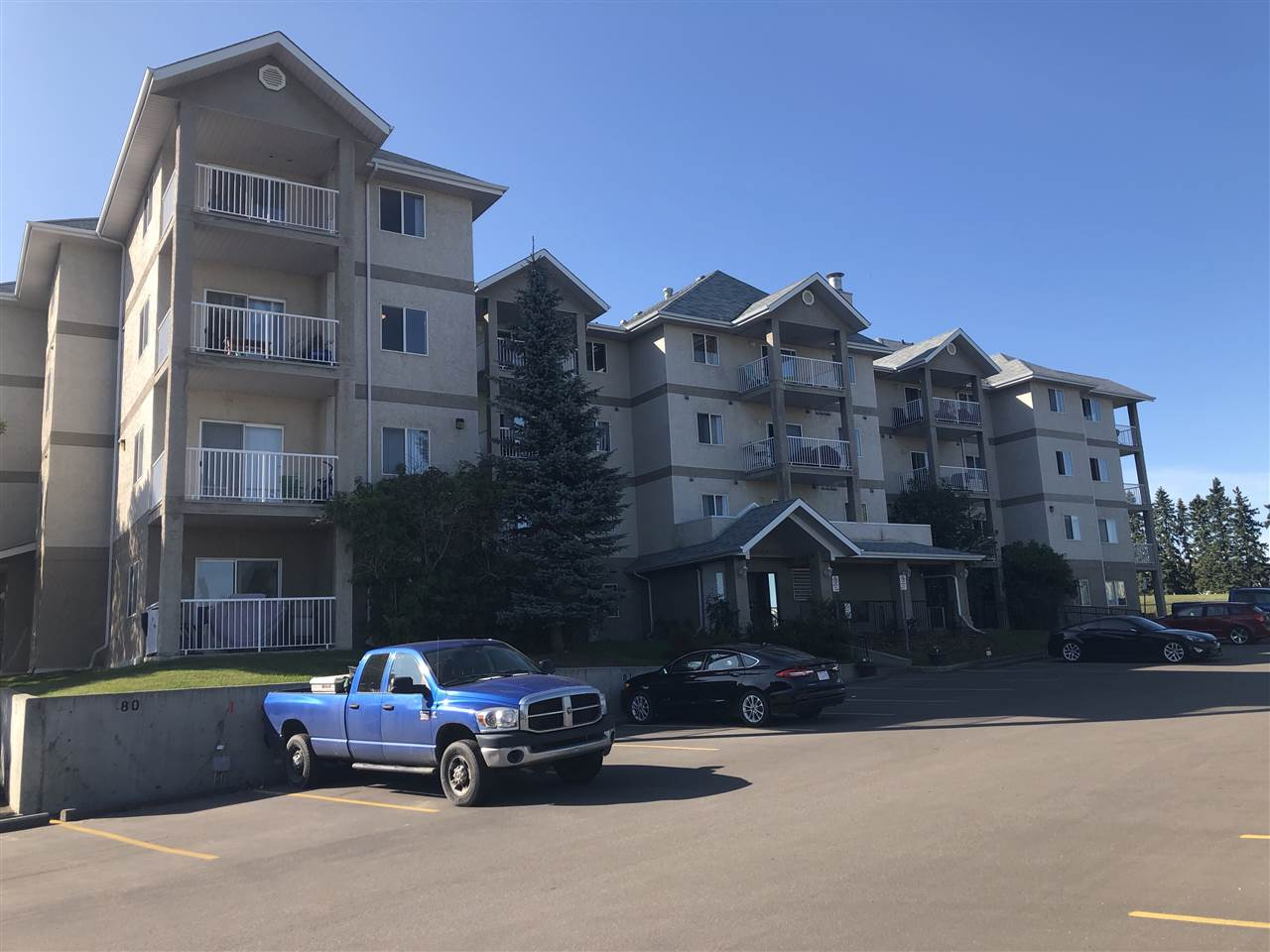 MLS® listing #E4173722 for sale located at #412 14708 50 Street