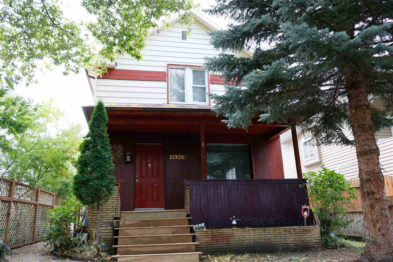 MLS® listing #E4173731 for sale located at 11938 90 Street NW