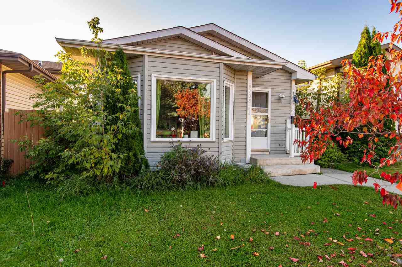 MLS® listing #E4173740 for sale located at 15708 84 Street