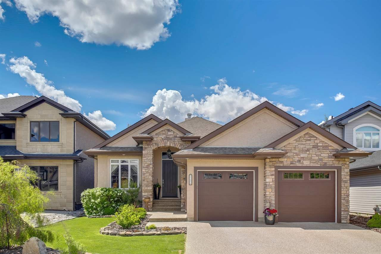 MLS® listing #E4173765 for sale located at 5244 MULLEN Crest