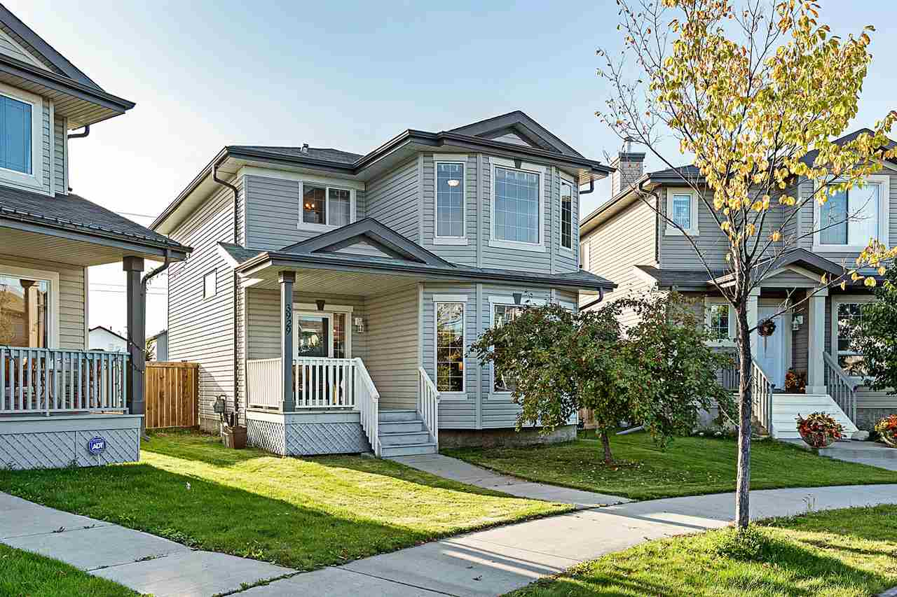 MLS® listing #E4173790 for sale located at 3929 159 Avenue