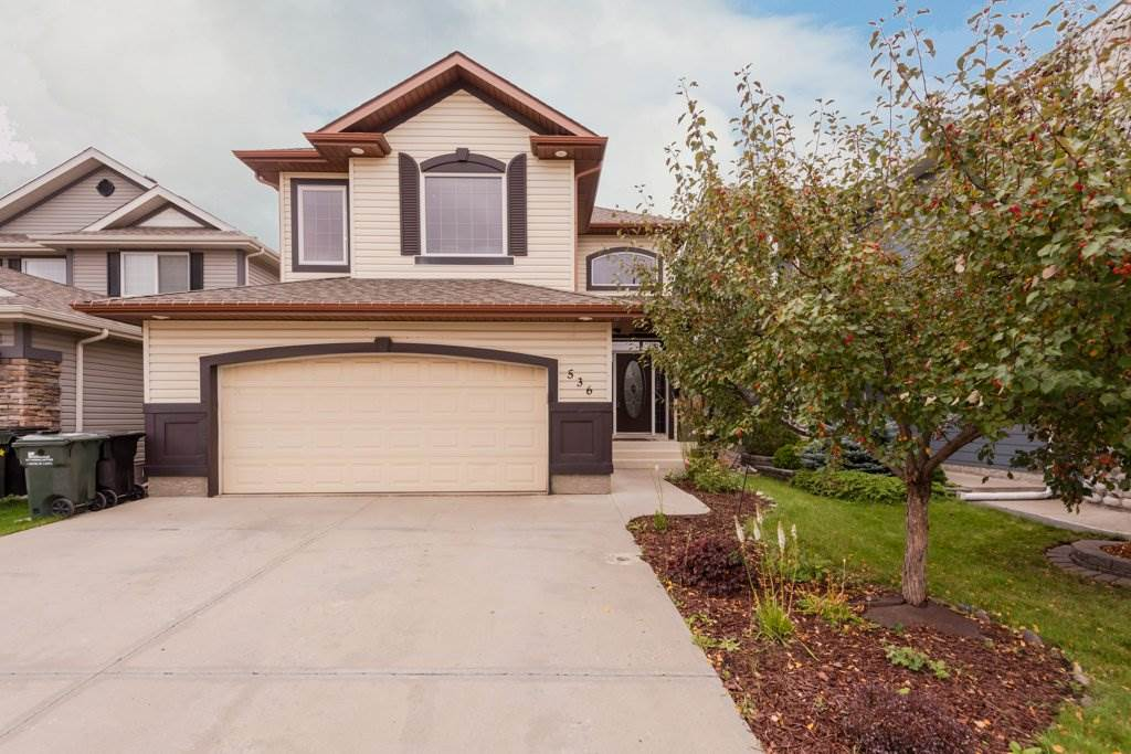 MLS® listing #E4173801 for sale located at 536 SUNCREST Lane