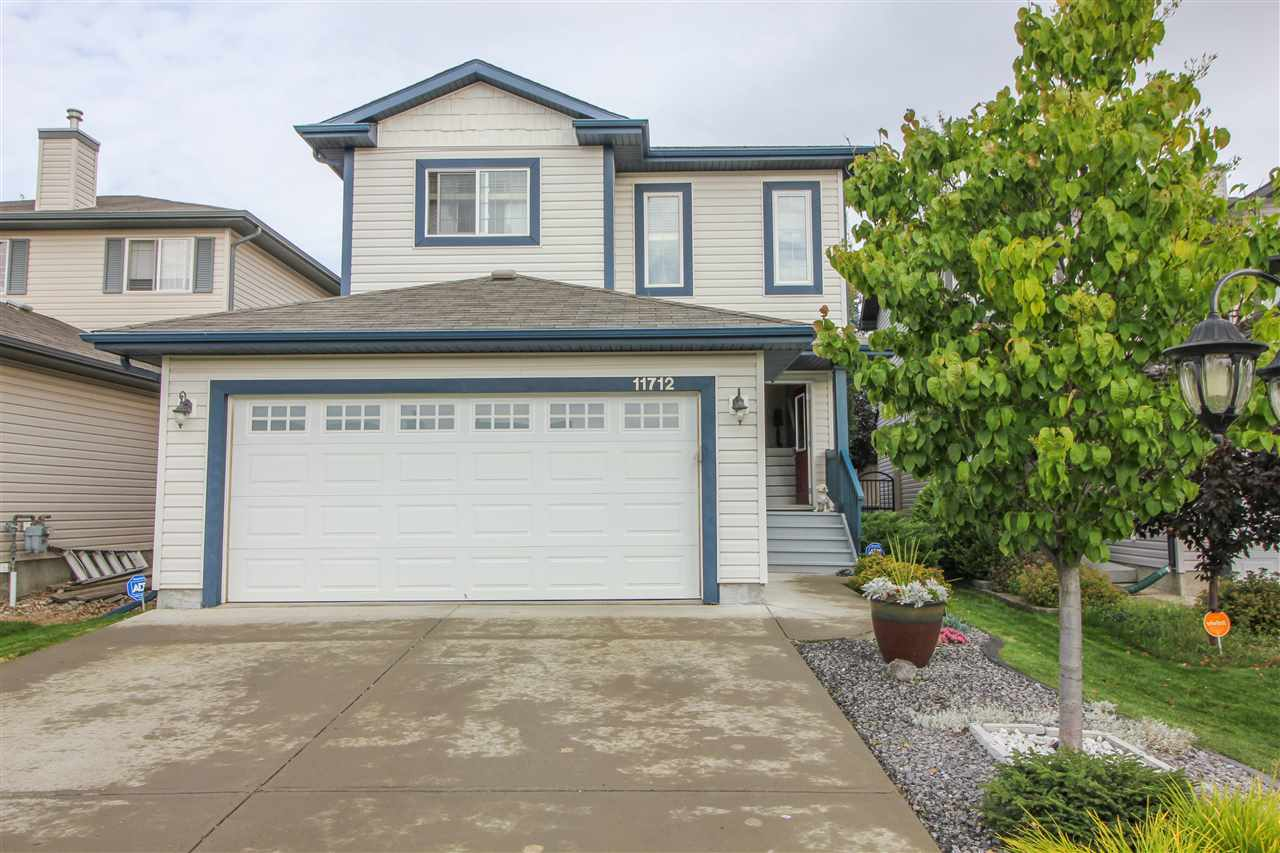 MLS® listing #E4173819 for sale located at 11712 169 Avenue