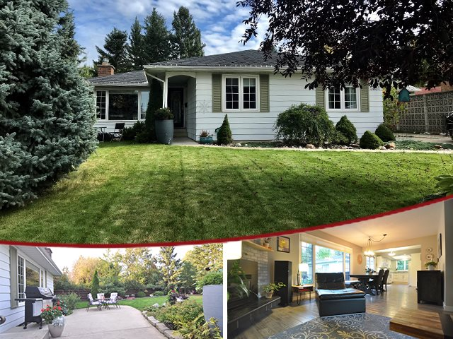 MLS® listing #E4173842 for sale located at 5831 143A Street