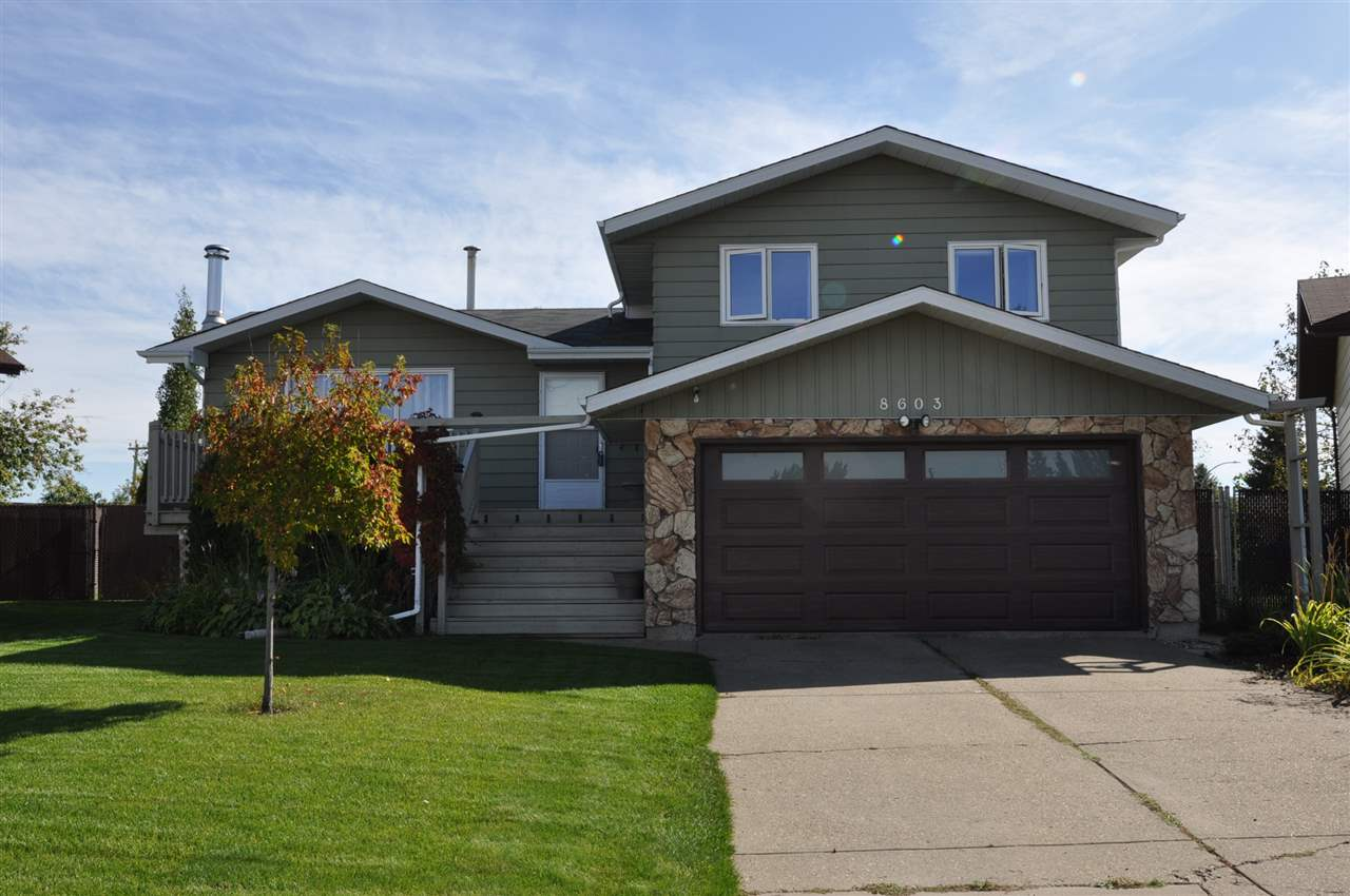 MLS® listing #E4173846 for sale located at 8603 105 Avenue