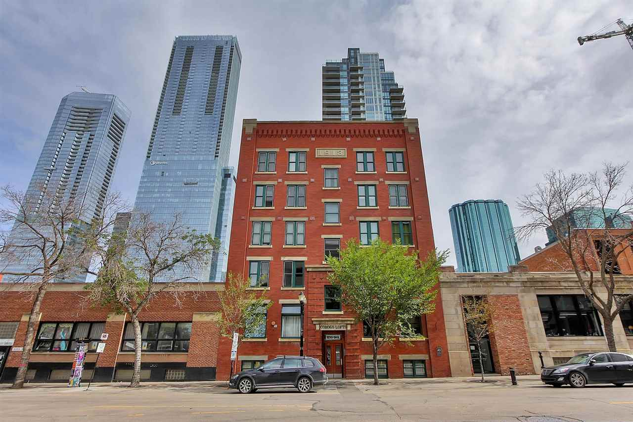 MLS® listing #E4173853 for sale located at 104 10249 104 Street