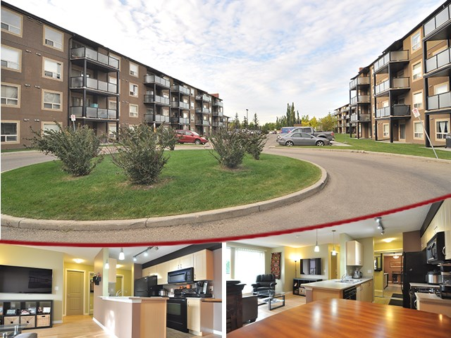 MLS® listing #E4173864 for sale located at #215 13908 136 Street