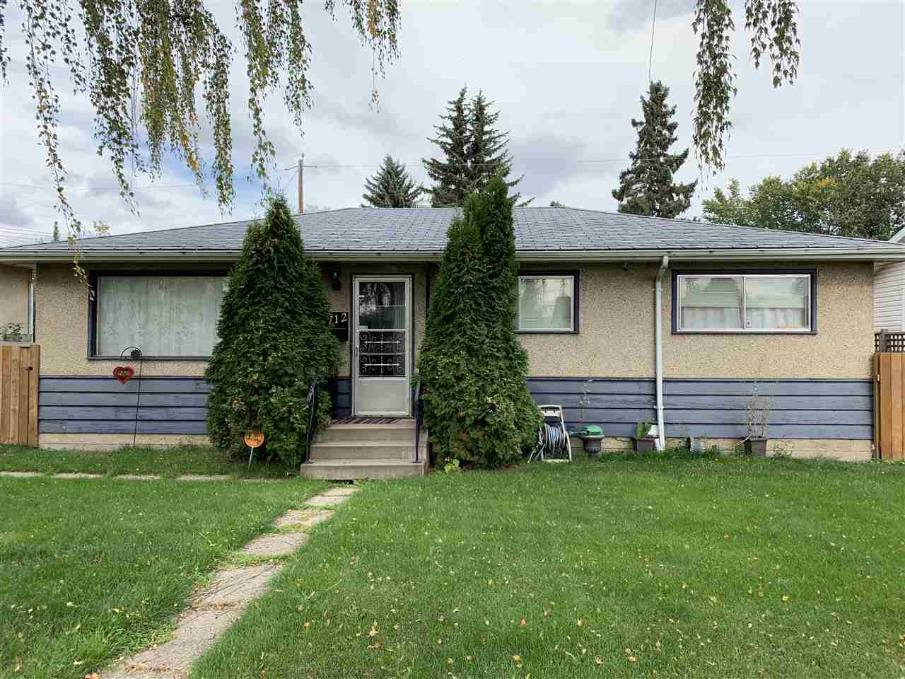 MLS® listing #E4173871 for sale located at 4712 103 Avenue