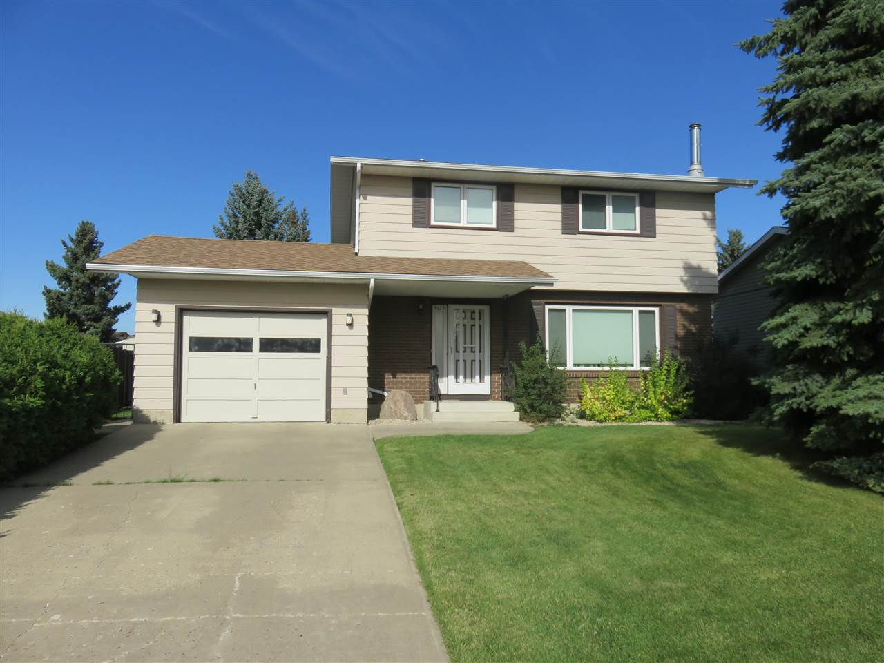MLS® listing #E4173886 for sale located at 4120 131 Avenue