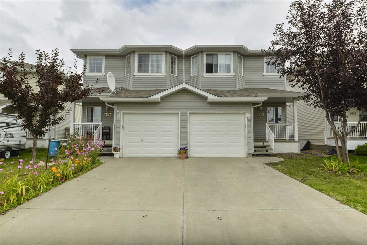 MLS® listing #E4173899 for sale located at 2883 23 Street