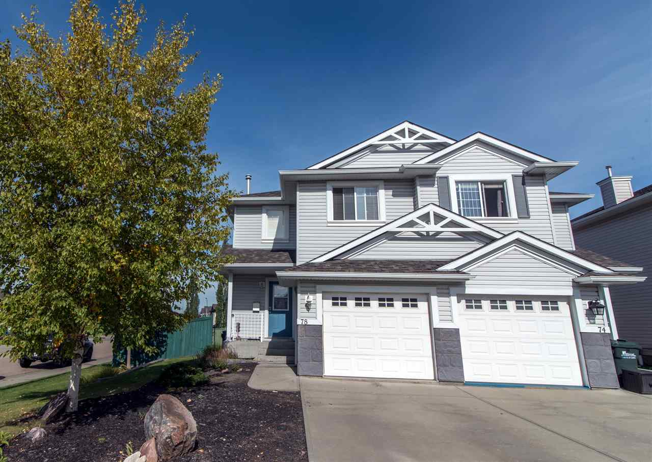 MLS® listing #E4173905 for sale located at 78 CHESTERMERE Way