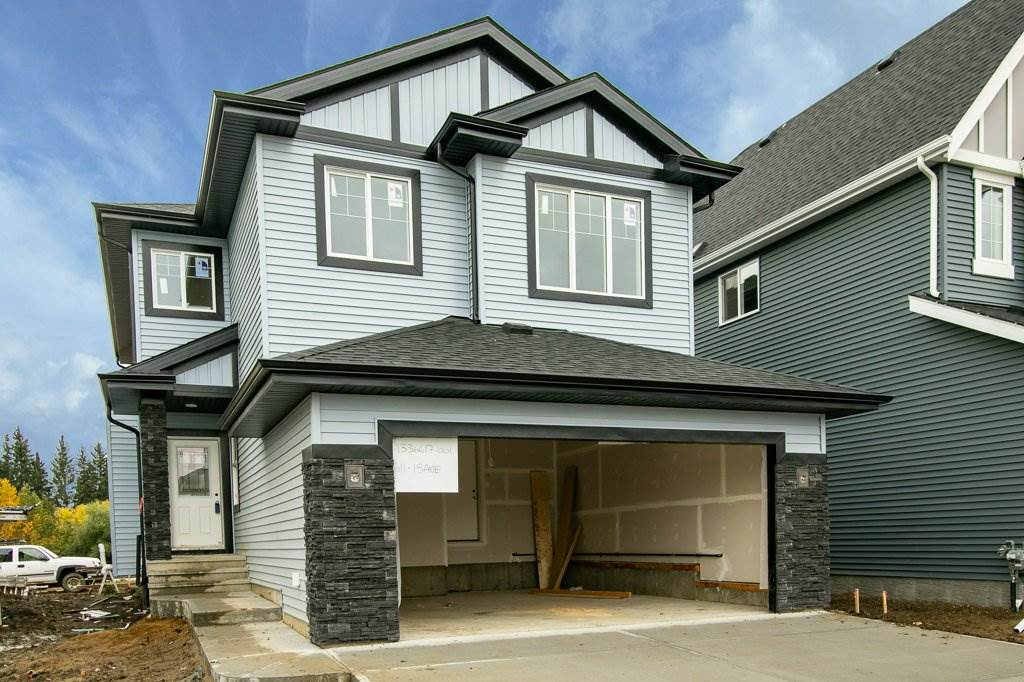 MLS® listing #E4173918 for sale located at 15611 15 Avenue