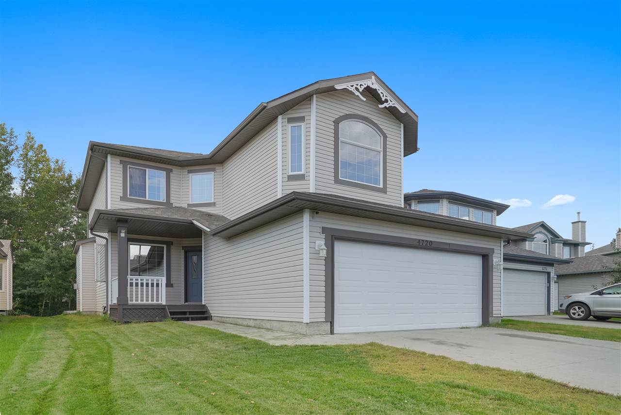 MLS® listing #E4173966 for sale located at 4720 207 Street NW