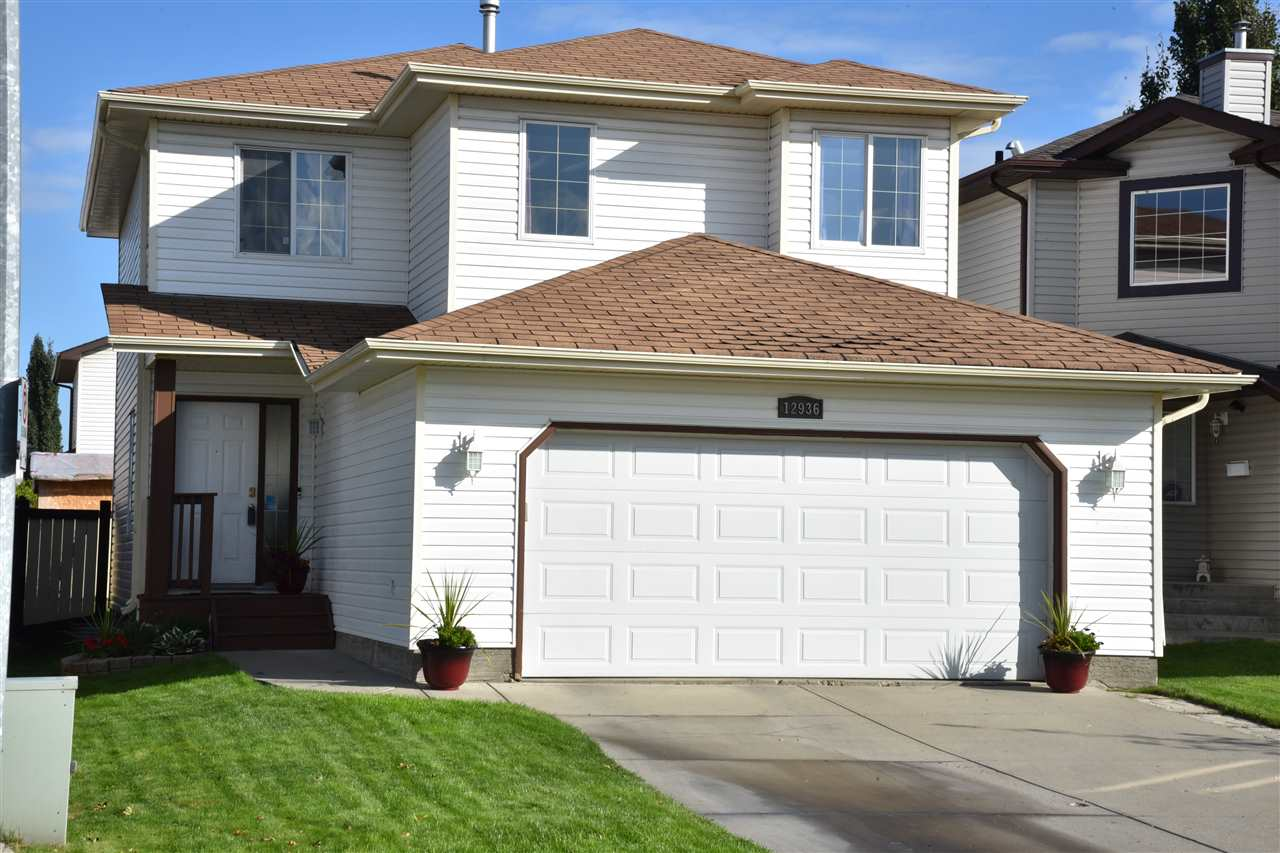 MLS® listing #E4174081 for sale located at 12936 162 Avenue