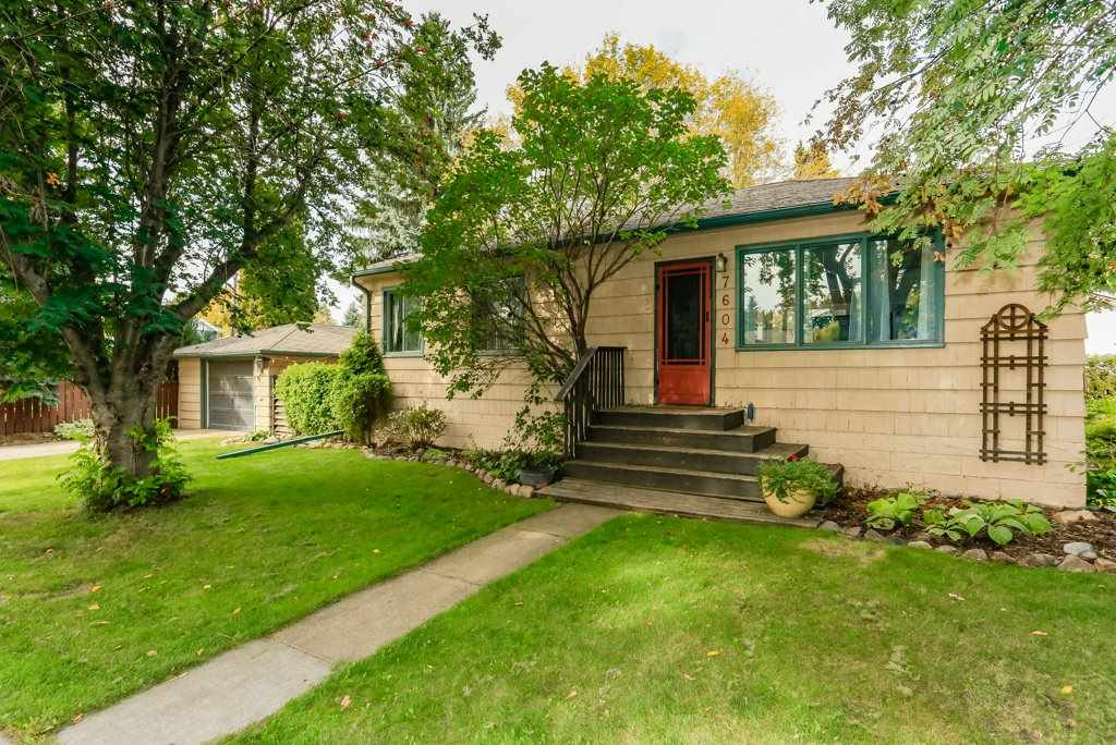 MLS® listing #E4174118 for sale located at 7604 94A Avenue