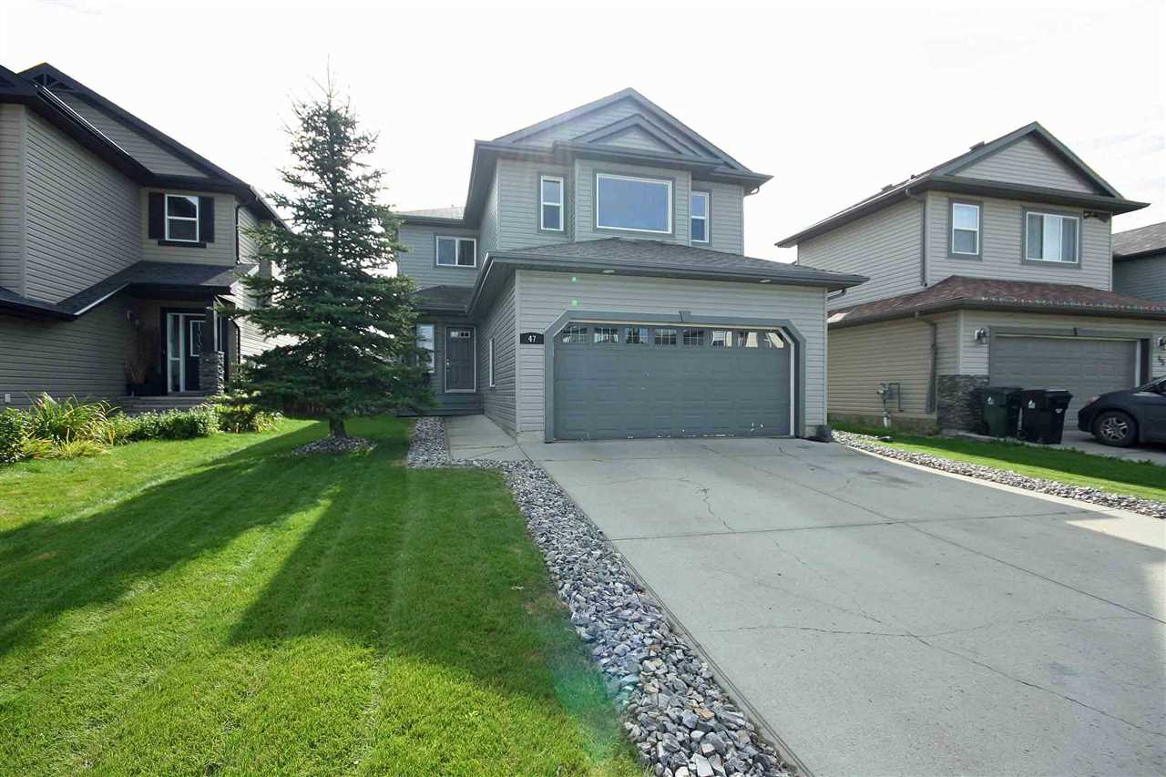 MLS® listing #E4174135 for sale located at 47 HARTWICK Gate