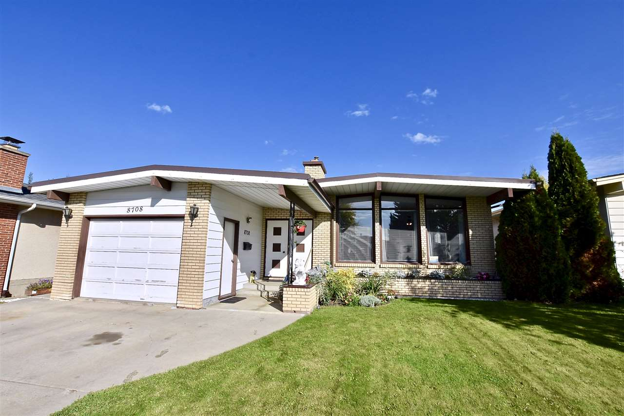 MLS® listing #E4174153 for sale located at 8708 151 Avenue