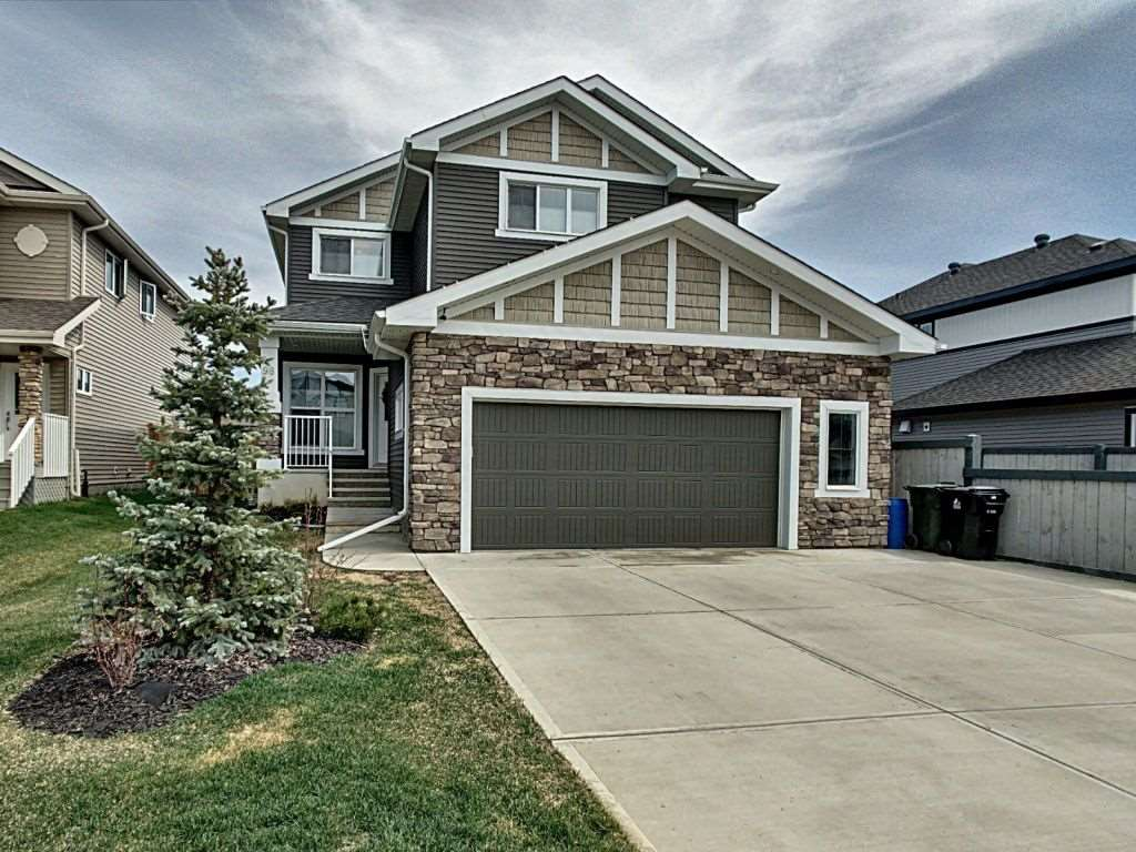 MLS® listing #E4174191 for sale located at 98 Aspenglen Drive