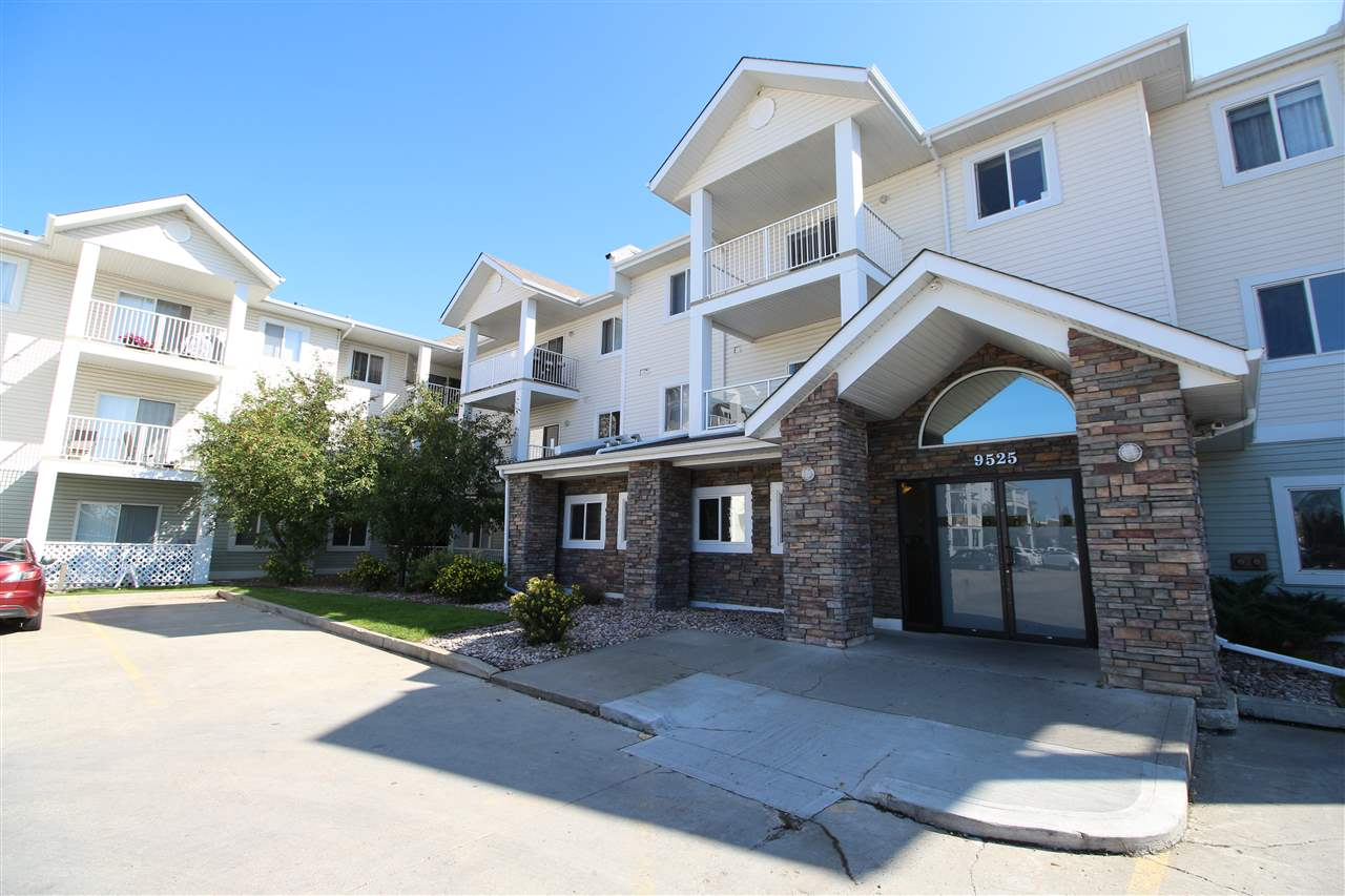 MLS® listing #E4174216 for sale located at 317 9525 162 Avenue