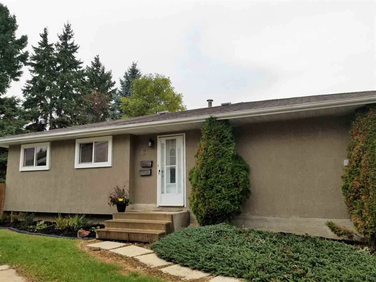 MLS® listing #E4174249 for sale located at 13 FAWCETT Crescent
